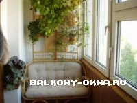 Обустройство балконов и лоджий.