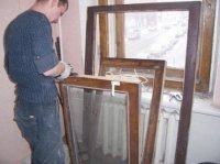 Заменять или ремонтировать окна?