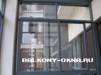 Современные алюминиевые окна – новые тенденции