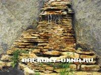 Оригинальный домашний водопад
