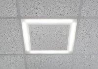 Светодиодные светильники в потолок