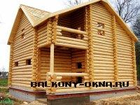 Что надо знать и с чего начать строительство деревянного дома