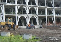 Строительство крупнейшего казино в Сибири