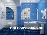 «Изюминки» интерьера в ванной