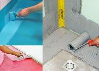 Ванная комната - изолируем от влаги