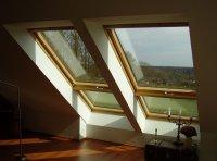 Мансардные окна подарят много света и создадут уют