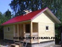 Какую баню построить на даче