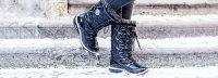 Сноубутсы - идеальный вариант для снежных прогулок