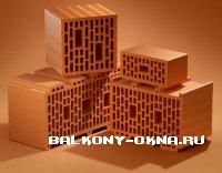 Поризованный кирпич – современный строительный материал